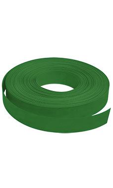 Green Vinyl Insert for Slatwall