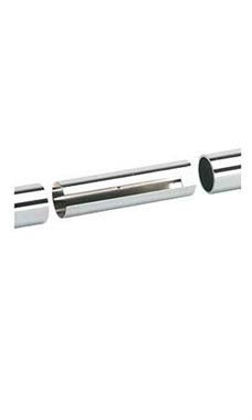 Chrome Joiner for Round Hangrail