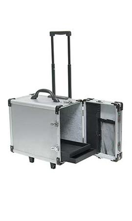 Rolling Aluminum Carrying Case - 55388
