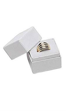 White Ring Boxes