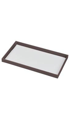 Large Chocolate Open Top Trays