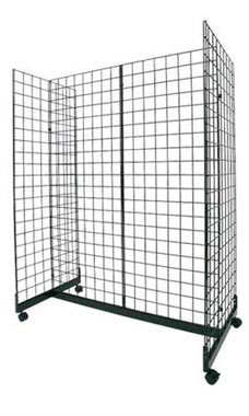 Black Grid Gondola Unit