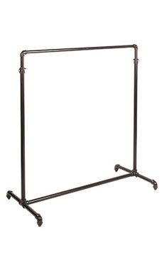 Boutique Pipe Single-Rail Ballet Bar Rack