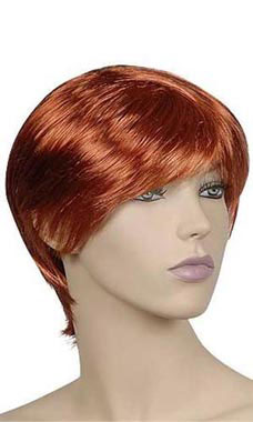 Strawberry Blonde Mannequin Wig