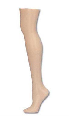 Female Plastic Thigh High Mannequin Leg