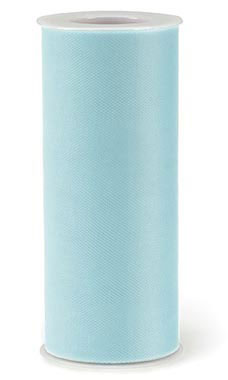 Tulle Fabric - Ocean Blue