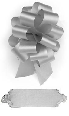 Shell Gray Pull Bows - 5 12W - Case of 50