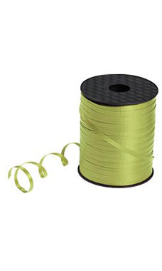 Jungle Green Curling Ribbon
