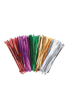 Assorted Twist Ties - Pack of 1,000