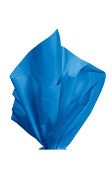 Premium 20 x 30 inch Royal Blue Tissue Paper