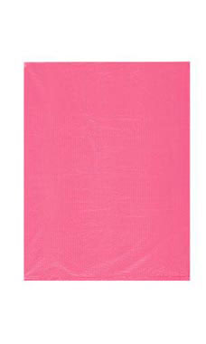 Small High Density Pink Plastic Merchandise Bags - Case of 1,000