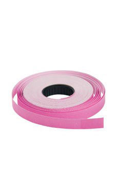 Pink SSW 1-Line Pricing Gun Labels