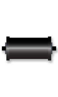 Black Ink Roller for Monarch® Model 1136 2-Line Pricing Gun