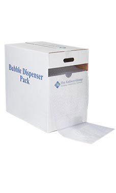 Bubble Packaging Dispenser Pack