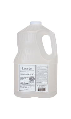 Barr-Co. Unscented Hand Sanitizer
