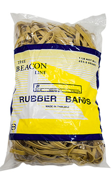 #64 Rubber Bands