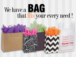 We have bags for every need