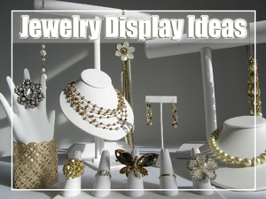 jewelry display ideas