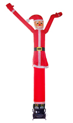 Inflatable Dancing Man - Santa Claus