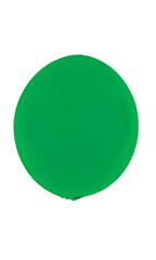 20 inch Reusable Green Vinyl Balloon