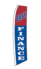 "Wave Flag - ""Easy Finance"""