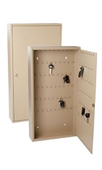 Locking Key Cabinet - 108 Keys