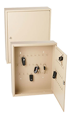 Locking Key Cabinet - 60 Keys