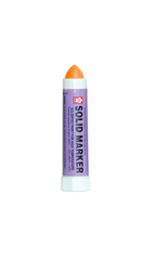 Fluorescent Orange Solid Paint Marker with 1/2 inch tip