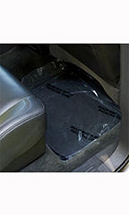 Clear Self-Adhesive Floor Mats