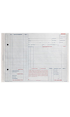 3-Part Customer Pay Repair Order Forms