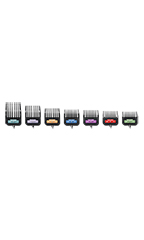 Andis 7 Piece Animal Clip Comb Set