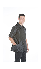 Anthony Grooming Jacket - Black - S