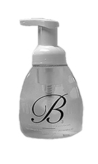 B3 Salon 16oz. Bottle with Foaming Pump