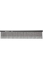 "Chris Christensen Butter Combs 6"" CAT/Carding Dual Tooth Comb"