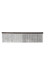 "Chris Christensen Butter Combs 7.5"" Coarse/Fine Long Tooth Comb"