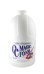 Chris Christensen OC Magic Foam No Rinse Cleaner  (64 oz.)