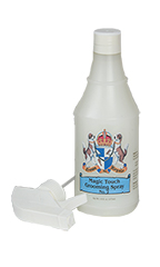 Crown Royale Magic Touch Grooming Spray: Ready To Use (Formula #2)