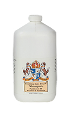 Crown Royale Soothing Oats & Aloe Shampoo (1 Gallon Concentrate)