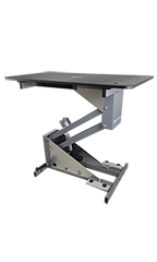 "Groomer's Best Electric Table 48"" - Black"