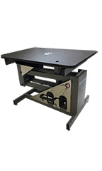 "Groomer's Best Hydraulic Table 42"" - Black"