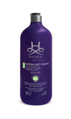 Hydra Extra Soft Ultra Gentle Shampoo and Facial