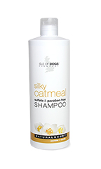 Isle of Dogs Silky Oatmeal Shampoo for Dogs (16 oz.)