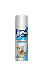 Lambert Kay Fresh 'N Clean Dog Cologne Spray - Baby Powder Scent