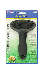 Miracle Care Slicker Brush - Small