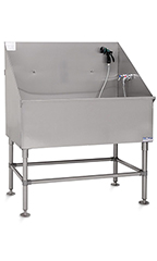 PetLift Classic LE Stainless-Steel Tub - Right Side Plumbing 48""