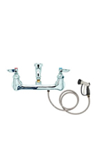 PetLift Designer Wall Mount Faucet