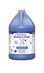 ShowSeason Original Blueberry Facial® by South Bark (Gallon)
