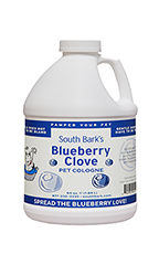 ShowSeason South Bark's Blueberry Clove Pet Cologne (64 oz.)