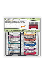 Wahl 5 in 1 Stainless Steel Attachment Guide Comb Set