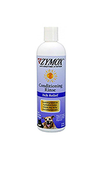 ZYMOX Conditioning Rinse for Itchy Inflamed Skin 12 oz.)